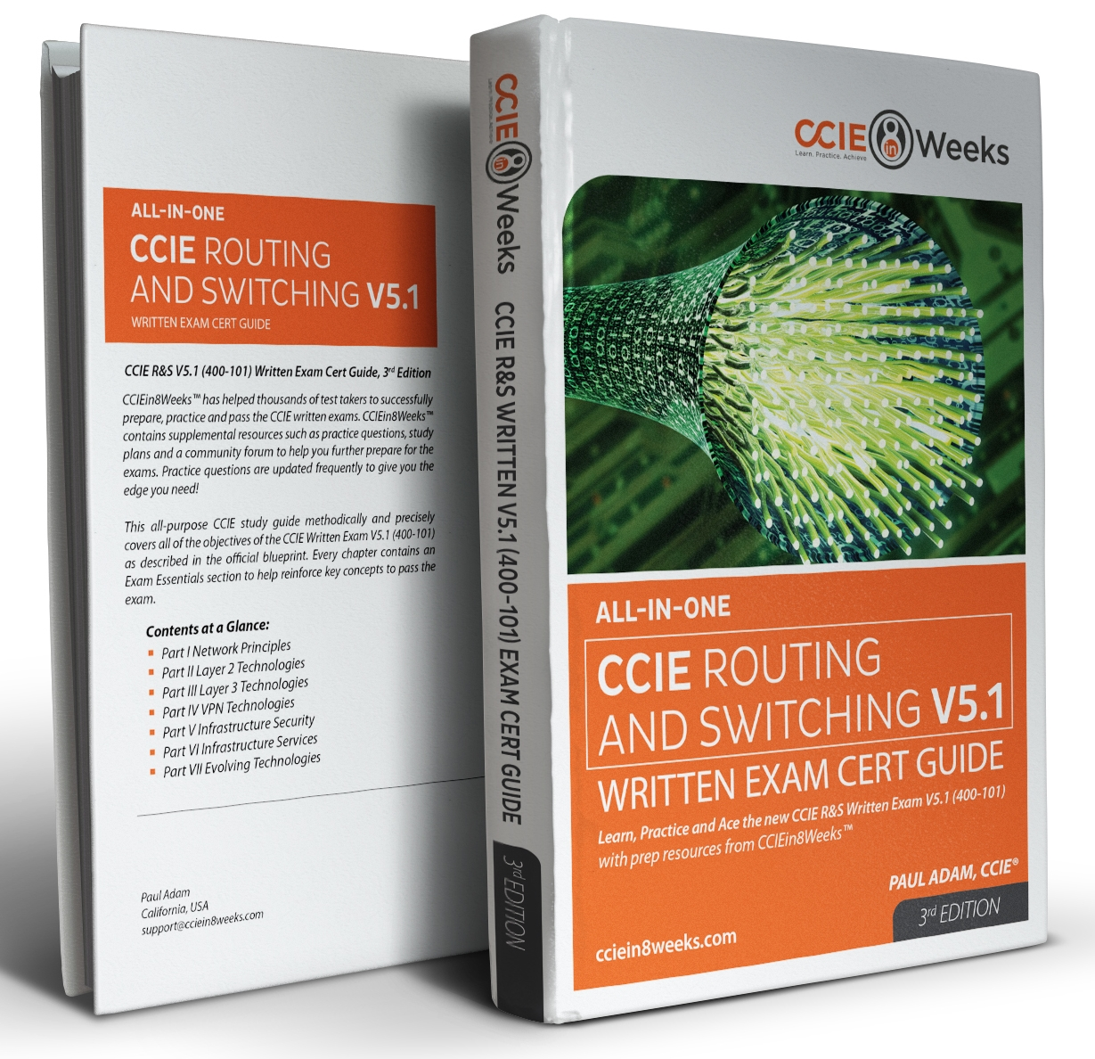 CCIE R&S Written Exam V5.1