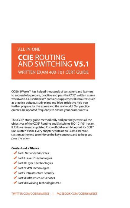 CCIEin8Weeks CCIE R&S Study Guide V5.1 back
