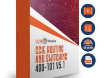 CCIE R&S 400-101 (v5.1)