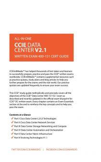CCIEin8Weeks CCIE Data Center Study Guide V2.1 back