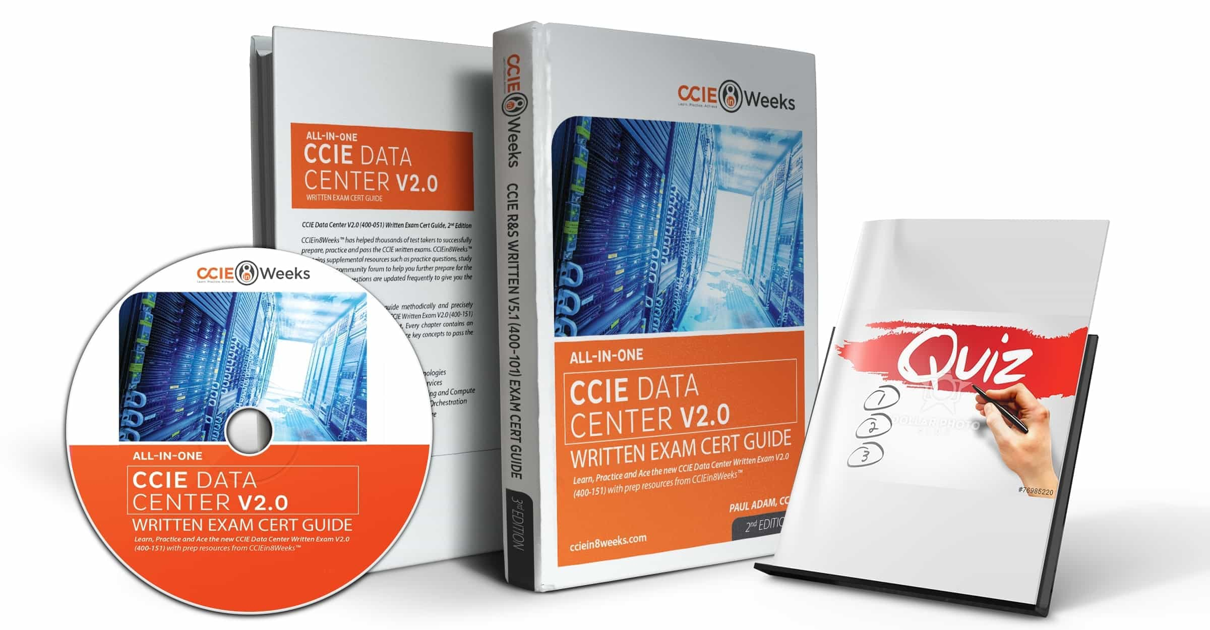 all in one ccie data center 400-151 v2.0 v2.1 written and lab exam