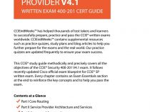 CCIEin8Weeks CCIE SP Study Guide V4.1 back