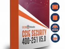 CCIE Security 400-251 (V5.0)