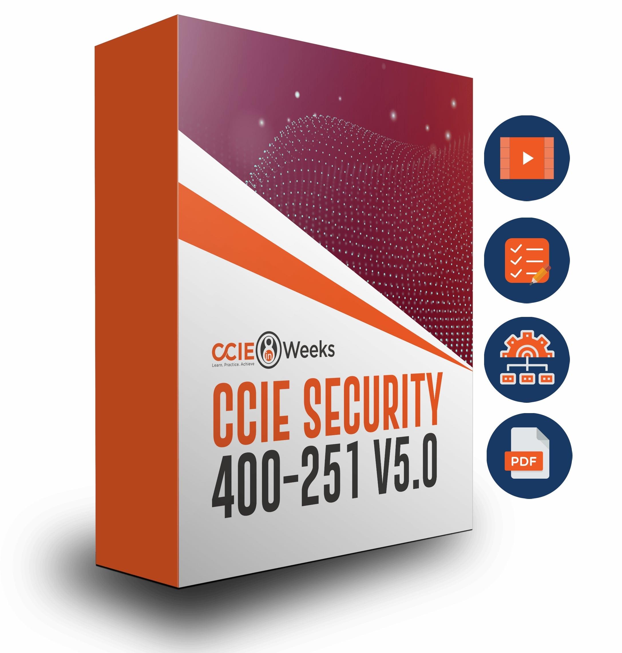 CCIE Security Exam Certification Guide - Henry Benjamin ...
