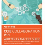 CCIE Collaboration 400-051 V1.1 Front Cover