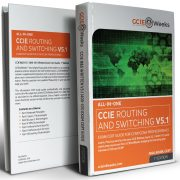 CCIE Routing and Switching 400-101 V5.1 CCNA CCNP 3D Covers