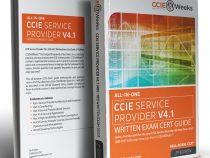 CCIE Service Provider V4.1