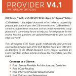 CCIE Service Provider 400-201 V4.1 Back Cover