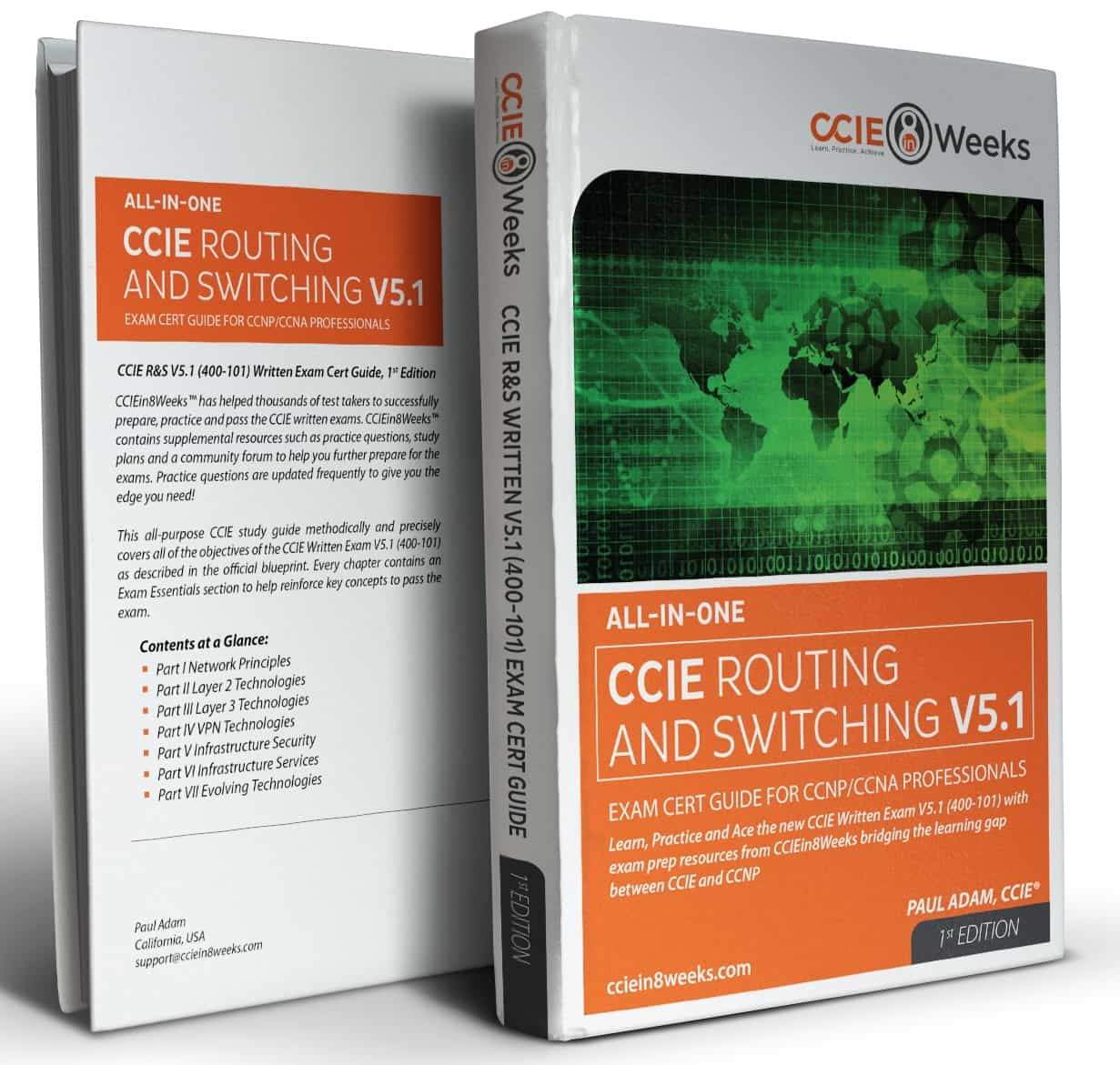 ccie 400-101 v5.1 routing and switching cert guide for ccnp and ccna professionals