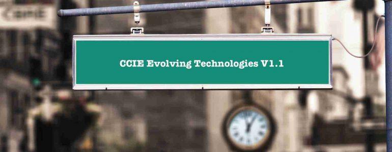evolving technologies v1.1