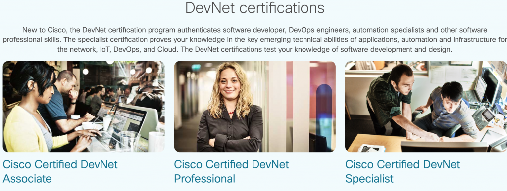 cisco devnet associate professional expert