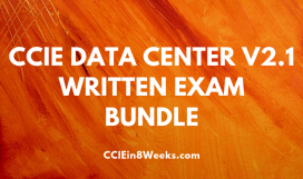 CCIEin8Weeks CCIE DC (400-151 V2.1) Written Exam Prep Bundle