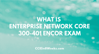 Cisco Career Certifications CCNA, CCNP, CCIE 2020 Major