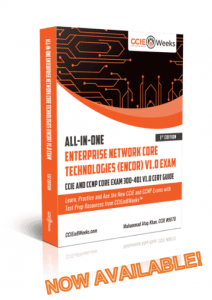 Cisco ENCOR 300-401 Exam Study Guide