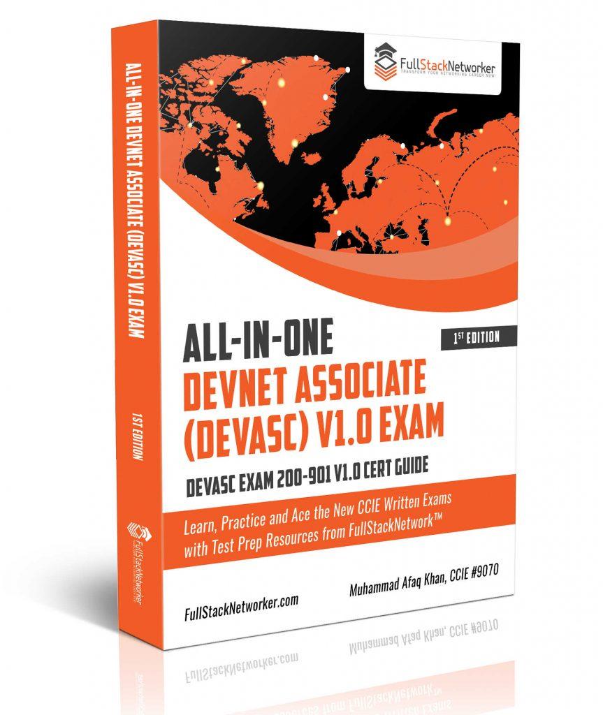 cisco DevNet Associate 200-901 V1.0 Exam Study Guide