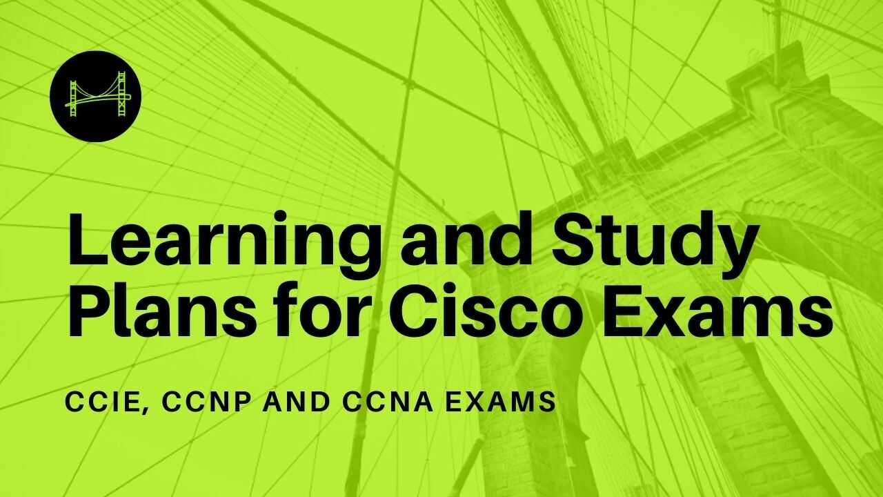 cisco ccie ccnp ccna learning and study plans cciein8weeks.com