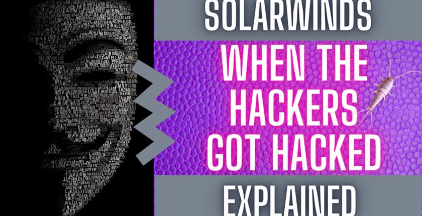 solarwinds hack explained